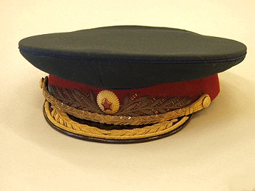 Generolo kepurė