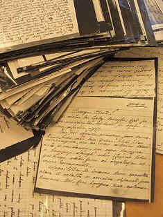 Rašysenos pavyzdžiai